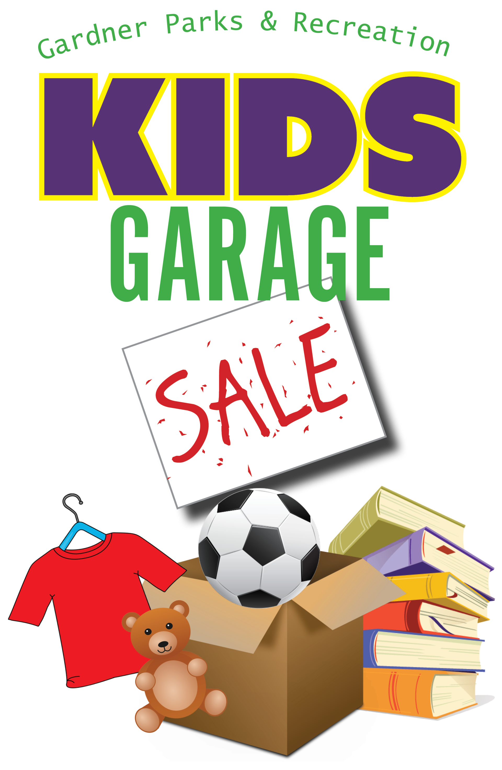 Kids Garage Sale logo full size fb