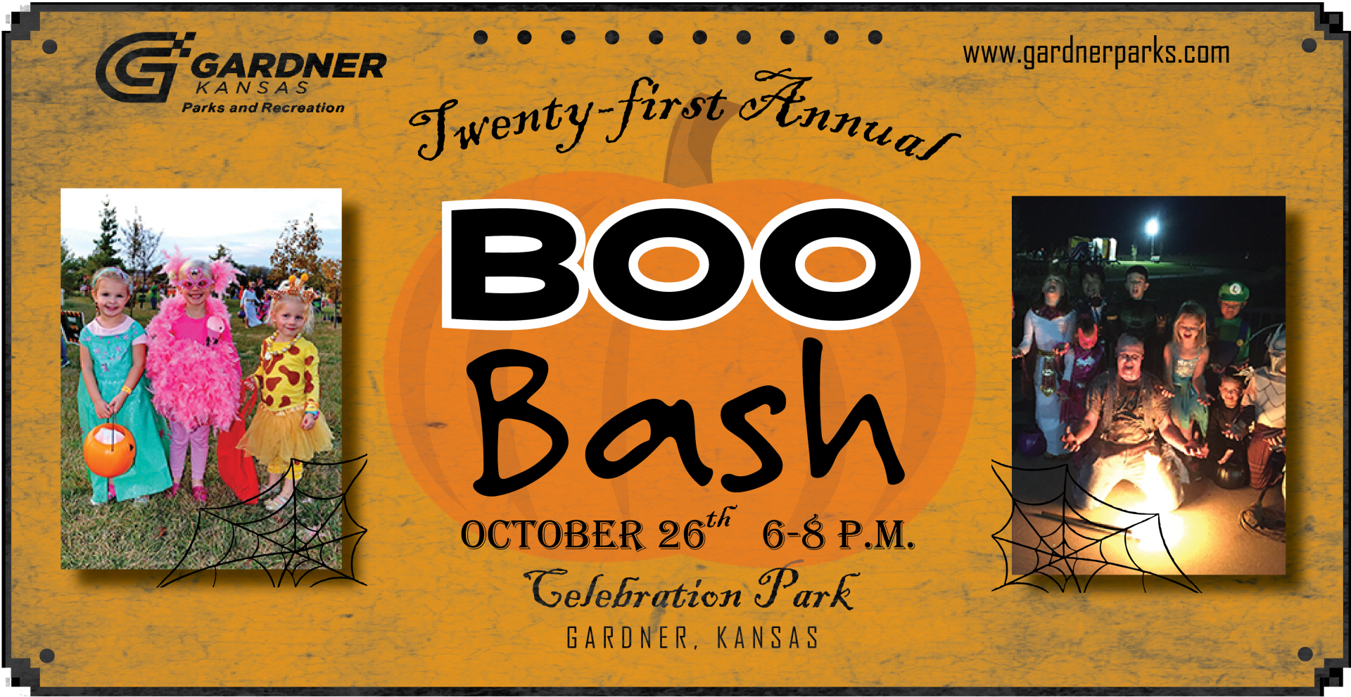 Boo Bash Artwork for FB event page cropped
