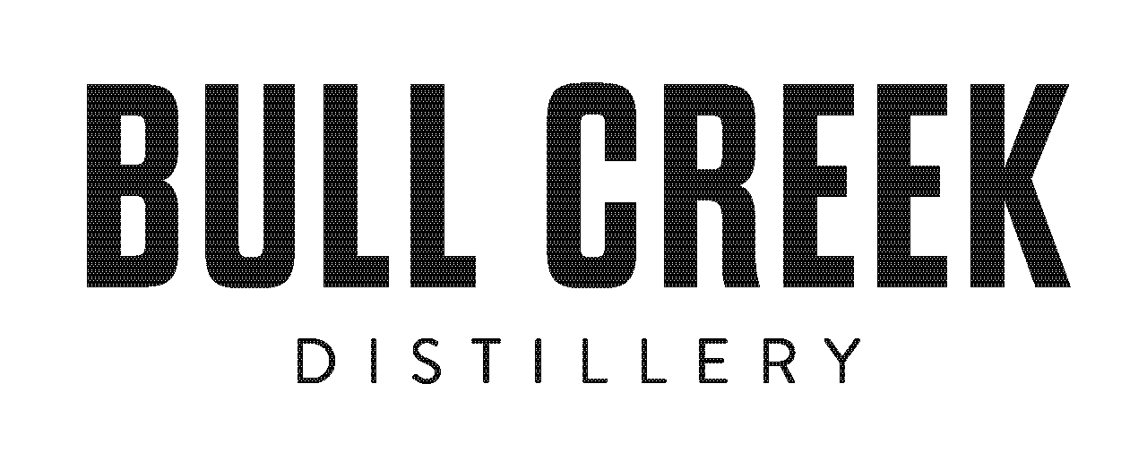 Bull Creek Distillery logo city web