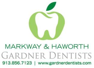 Gardner Dentists logo new with website phone cropped