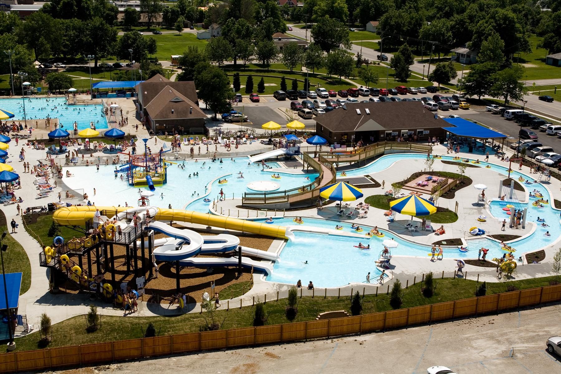 Gardner Aquatic Center | Gardner, KS