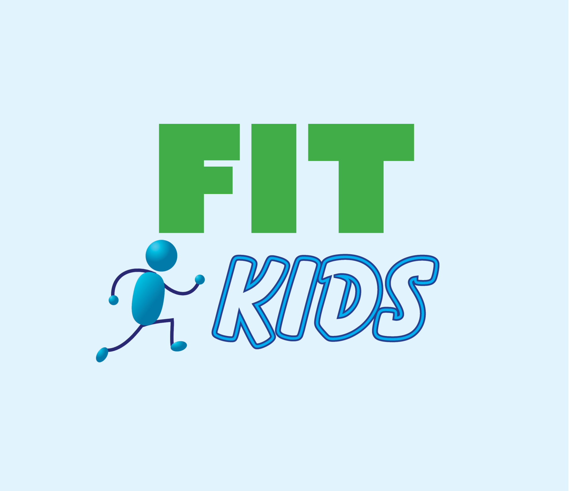 Fit kids graphic pic