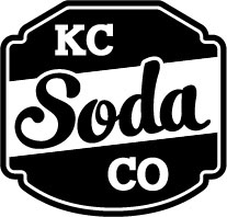 KC Soda Co bw logo