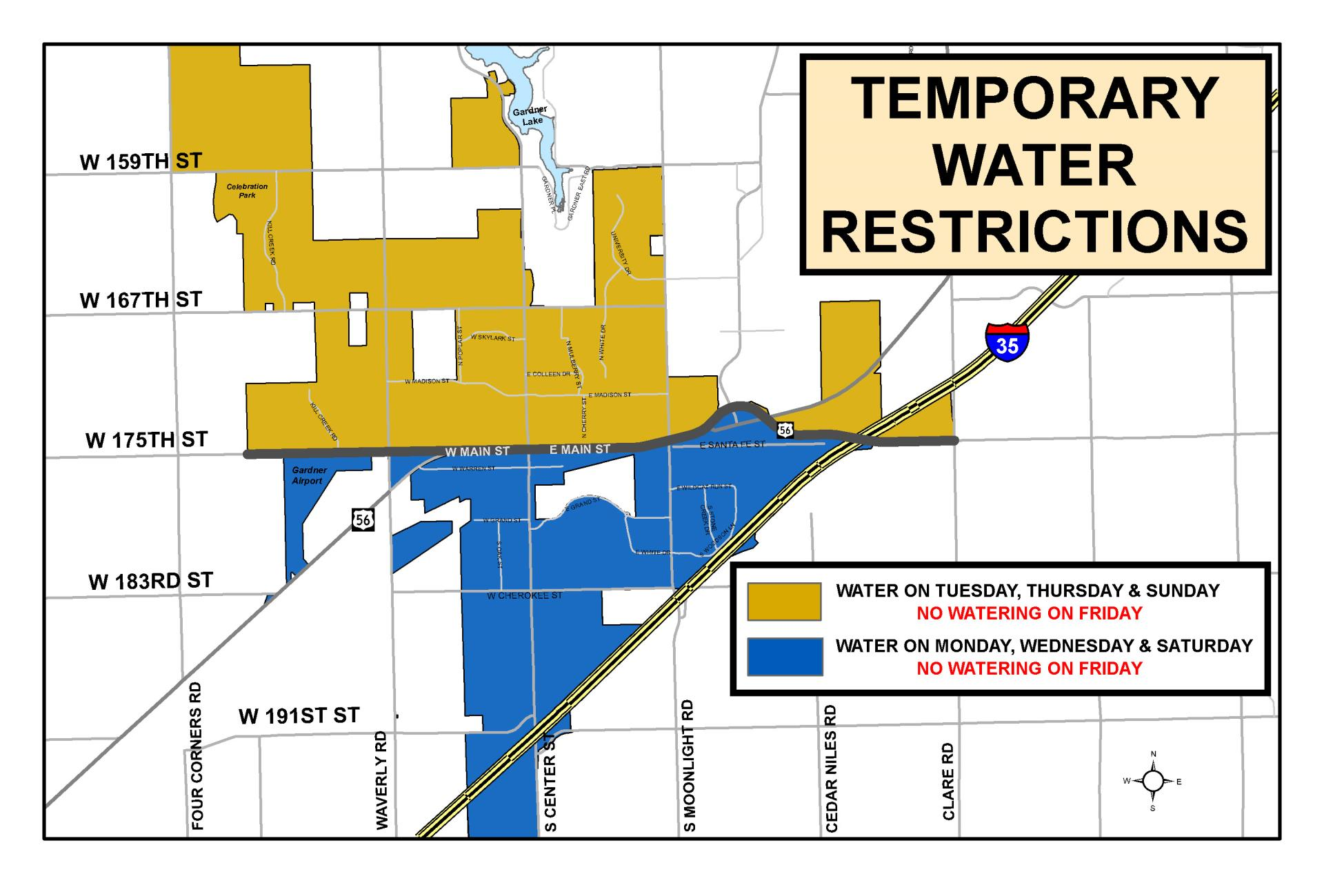 Map -temporarywaterrestrictions Pic