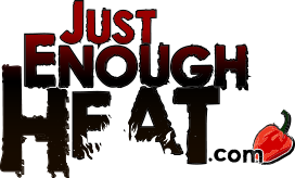just enough heat logo