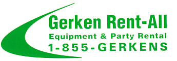 Gerken Rent-all Logo