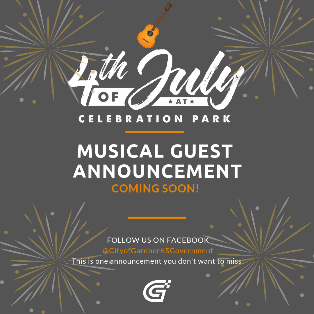 July4Artist Announcement