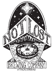 Not Lost Brewery logo